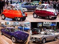 BMW auf der Techno Classica 2015, Exponate. Teil 3: BMW 507 bis BMW M5