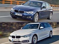 BMW 3er Facelift 2015: Galerie