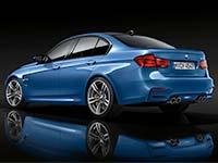 BMW 3er Facelift 2015: Design und Ausstattung.
