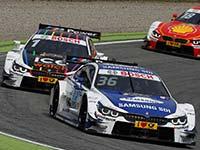 Die DTM-Saison 2015 geht f�r BMW Motorsport auf dem Lausitzring in die n�chste Runde.