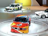 BMW feiert 40j�hriges Jubil�um der BMW Art Cars.