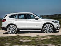 Urbaner Allrounder f�r grenzenlose Fahrfreude: Der neue BMW X1.