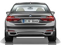 Die sechste Generation 7er-BMW - alles Wichtige auf einen Blick: Steckbrief