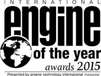Gesamtsieg der BMW Group beim Engine of the Year Award 2015.