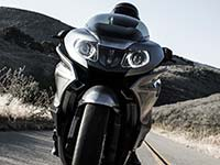 BMW Motorrad Concept 101 - The Spirit of the Open Road.
