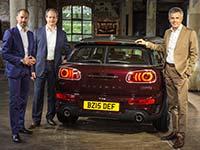 Die Zukunft geh�rt MINI: BMW Group richtet Produkt- und Markenstrategie von MINI neu aus