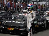 Bruno Spengler f�hrt in N�rnberg auf Startplatz eins � Erste Poleposition der DTM-Saison f�r BMW.
