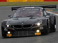 Offizieller 24h Spa Testtag: Bestzeit f�r das BMW Sports Trophy Team Marc VDS.