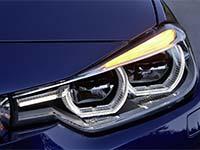 Pressepr�sentation der neuen BMW 3er Reihe (F30 LCI), inkl. zus�tzlichem Bildmaterial.