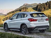 Pressepr�sentation des neuen BMW X1 (F48), inkl. zus�tzlichem Bildmaterial.