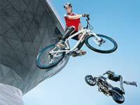 Die Zweiradtage in der BMW Welt