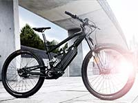 BMW i Patent treibt eBike an.