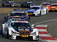 DTM-Action in den Bergen: BMW Motorsport vor Gastspiel in �sterreich.