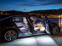 Int. Presse-Pr�sentation der 6. BMW 7er-Generation in Portugal. Galerie: BMW 730d (G11) on location
