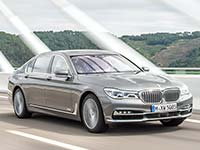 Int. Presse-Pr�sentation der 6. BMW 7er-Generation in Portugal. Galerie: BMW 750Li on location