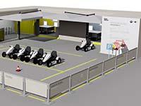 Workshops f�r Kinder und Jugendliche: Der BMW Group Junior Campus auf der IAA.