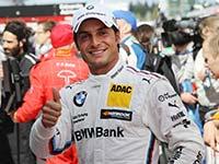 Bruno Spengler startet aus der ersten Reihe ins zweite Moskau-Rennen