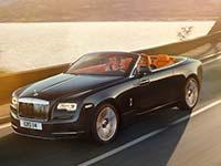 Rolls-Rocye Dawn - vollkommener Luxus unter freiem Himmel