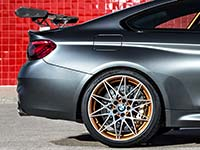 Der neue BMW M4 GTS.