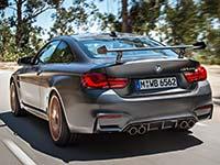 BMW M4 GTS: Intelligenter Leichtbau, konsequent umgesetzt. Der Schlüssel zu High Performance.