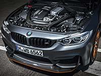 BMW M4 GTS: Neue Ausbaustufe des Sechszylinder-Reihenmotors.