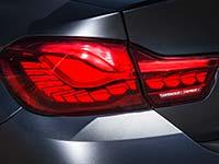 BMW M4 GTS: Klare Formensprache.