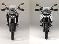 BMW Motorrad pr�sentiert die neue BMW F 700 GS und F 800 GS (Modell�berarbeitung 2016)