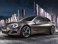 BMW Concept Compact Sedan. Sportlich, elegant, exklusiv - der perfekte Begleiter f�r einen ausdrucksstarken Auftritt.