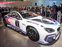 Cao Fei und John Baldessari gestalten BMW Art Cars. Fortsetzung der Renntradition mit dem BMW M6 GT3