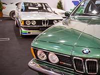 Sonderausstellung zum 50. Geburtstag von Alpina auf der Essen Motor Show 2015