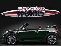 Das neue MINI John Cooper Works Cabrio. Steckbrief.