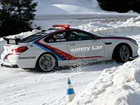 25 Jahre BMW-Driving-Experience: Am Gletscher geht was quer