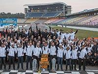 BMW Motorsport gibt DTM-Fahrerpaarungen 2016 bekannt