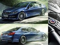 Mit 608 PS: der neue BMW Alpina B7 BiTurbo (auf Basis BMW 7er, G12)