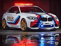 BMW M2 MotoGP SAFETY CAR. Das neue Highlight der Safety Car Flotte.