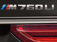 Der neue BMW M760Li xDrive: die Highlights im Überblick