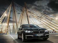 Der neue BMW M760Li xDrive: Fahrdynamik. Performance und Fahrkomfort im Einklang.