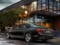 Der neue BMW M760Li xDrive: Design. Optisches Statement als BMW M Performance Modell.