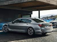 BMW iPerformance feiert Premiere im BMW 740e/Le.