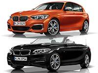 BMW M140i und M240i: mehr Kraft und Effizienz f�r das Quartett der kompakten BMW M Performance Automobile.