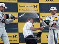 BMW feiert Doppelsieg in Spielberg: Wittmann triumphiert vor Blomqvist
