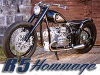 BMW Motorrad R 5 Hommage.