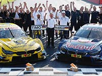 Zwei Rennen, zwei Siege: Timo Glock gewinnt am Sonntag in Spielberg.