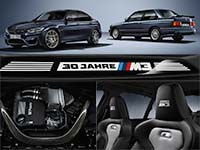 Exklusive Sonderedition BMW M3 `30 Jahre M3�.