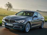 Der neue BMW 3er Gran Turismo. Facelfift 2016. Highlights.