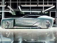 Rolls-Royce VISION NEXT 100.