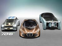 BMW Group: THE NEXT 100 YEARS. Iconic Impulses. The BMW Group Future Experience.