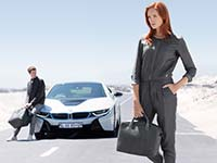 Innovativer Luxus - die neue BMW i Collection.