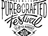 Pure und Crafted Festival 2016 presented by BMW Motorrad