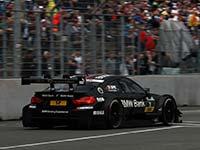 Im BMW M4 DTM durch die City: Teams und Fahrer fiebern Stadtrennen auf dem Norisring entgegen.